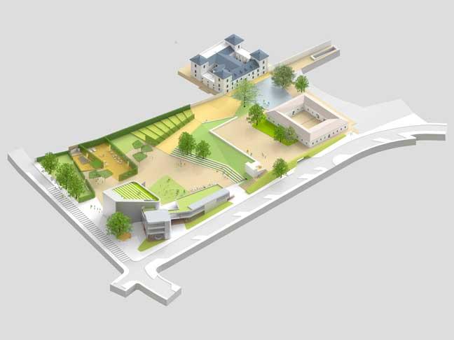 Remodelación Plaza Cívica Duquesa de Osuna
