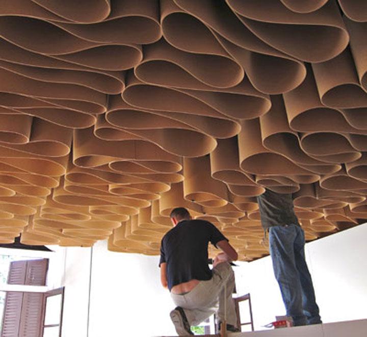 Варианты шумоизоляции потолка в квартире